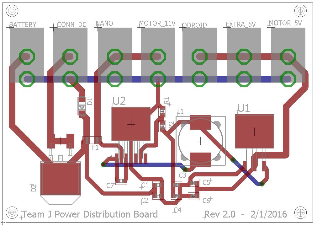 Drawings Schematics And Datasheets Mrsd Team J 2016 Project Rhmrsdprojectsricmuedu: Quadcopter Power Distribution Board Wiring Diagram At Gmaili.net